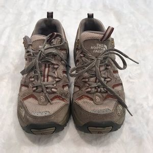 Women North Face Hiking Shoes
